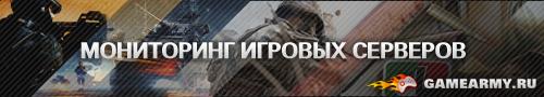 Мониторинг серверов Counter Strike Global Offensive